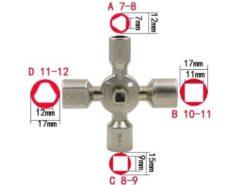 cle multifonction 16 en 1 outils 1