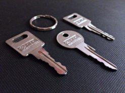 clés batteuses PTT