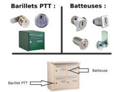 pass batteuse et batterie de BAL