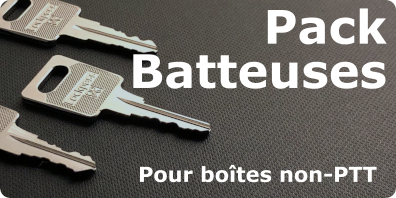 pack batteuses accueil