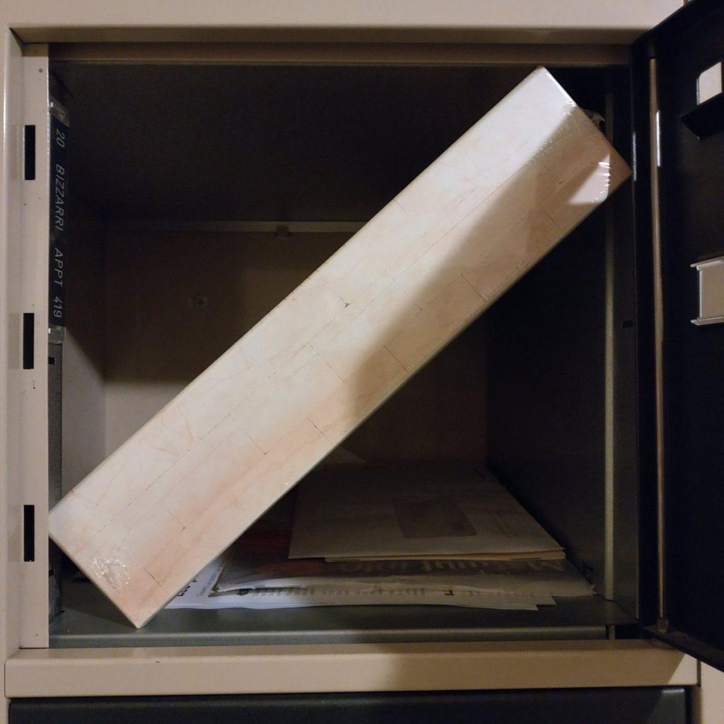image principale - Article Un colis est resté coincé dans ma boîte aux lettres : comment y remédier ?