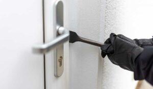 sécurité serrure privative