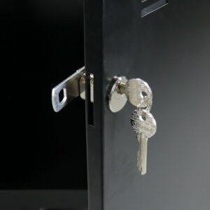 serrure ptt avec clés ptt