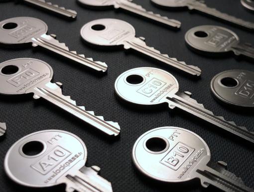 image principale article quelle référence de clé PTT choisir pour ma serrure